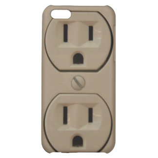 iPhone Power Outlet case iPhone 5C Cover