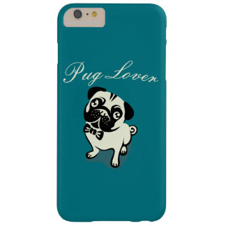 IPhone Pug Lover marries Barely There iPhone 6 Plus Case