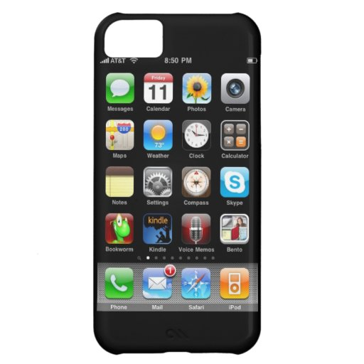 iPhone Screen Case iPhone 5C Covers