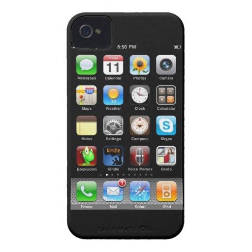 iPhone Screen Case iPhone 4 Case-Mate Case