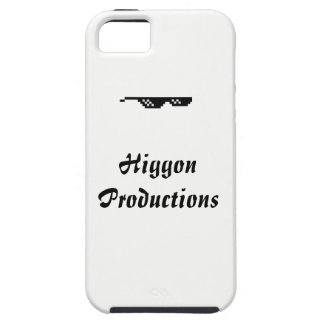 iPhone SE + 5/5S Higgon Productions Case