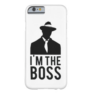 iPhone to cover I'm the Boss