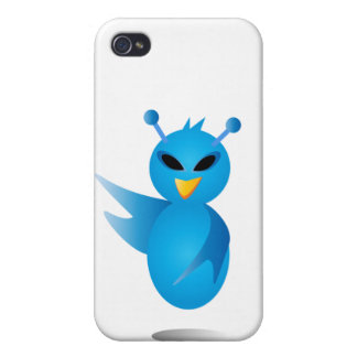 iPhone Twitter Case - Alien Covers For iPhone 4