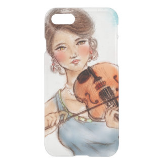 iPhone vintage case - Violin