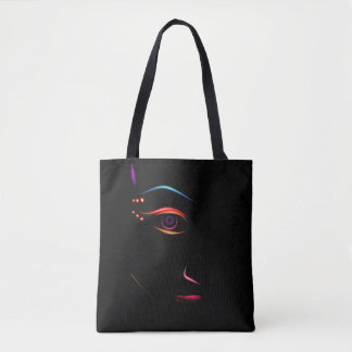 iPhone wallpapers Acrylic Style Tote Bag