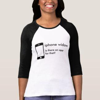 iphone widow T-Shirt