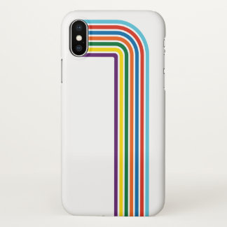 iPhone X AG Racing Case