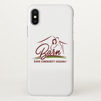 iPhone X BARN Phone Case