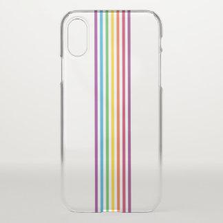 iPhone x case AG Stripe