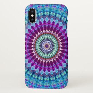 iPhone X Case Geometric Mandala G382