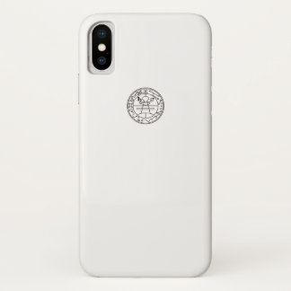 < IPhone X case >Seal of SOLOMON - The Seal of