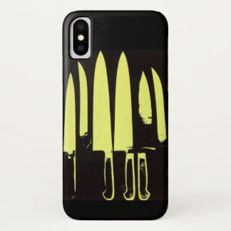 iPhone X of Apple, Barely There knives iPhone X Case
