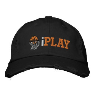 iPLAY Embroidered Hat