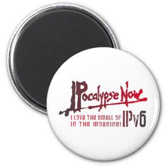 IPocalypse Now! 6 Cm Round Magnet