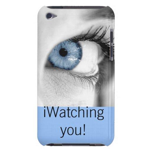 ipod case eye iPod touch case