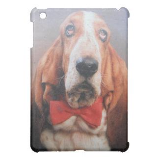Ipod Case With Sherlock The Basset Hound iPad Mini Case