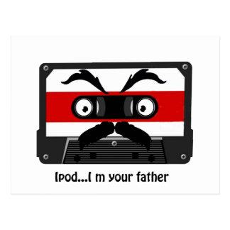 ipod post card