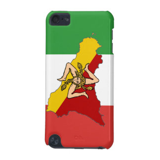 Ipod Sicily Trinacria Case iPod Touch (5th Generation) Covers