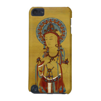 iPod Touch4G - Scripture Buddha Bamboo Background iPod Touch (5th Generation) Case