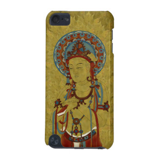iPod Touch4G - Scripture Buddha Maple Leaf Backgr iPod Touch 5G Covers