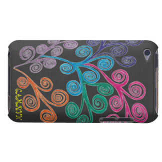 IPOD Touch 4th gen CaseART - Plastic shell Barely There iPod Cover