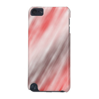 iPod Touch 5g, abstract art, red iPod Touch (5th Generation) Cover