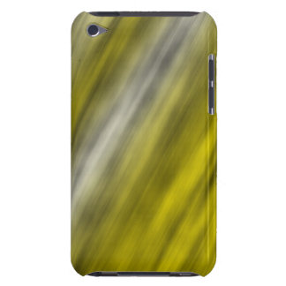iPod Touch 5g, abstract art, yellow Case-Mate iPod Touch Case