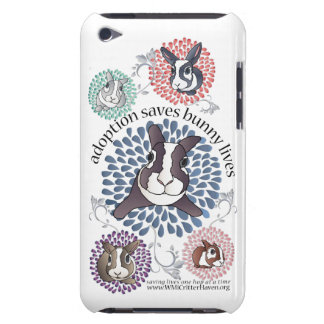 iPod Touch Adoption Saves Lives Case Barely There iPod Covers