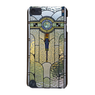 iPod Touch Art Deco Stained Glass Cover iPod Touch (5th Generation) Covers