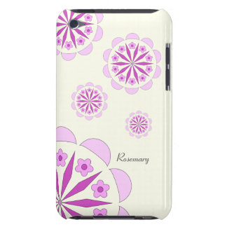 iPod Touch Case-Mate Case on Ivory Background