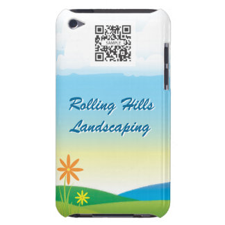 iPod Touch Case Template Landscaping