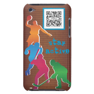 iPod Touch Case Template School Athletics