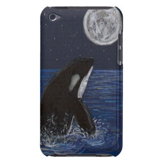 ipod touch case with orca