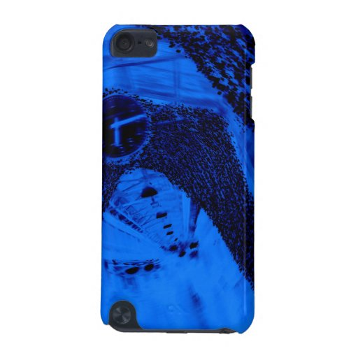 #iPod Touch Chelsea Market iPod Touch (5th Generation) Case