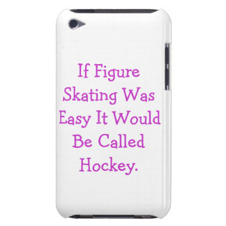 iPod Touch Cover 'If Figure Skating Was Easy...'