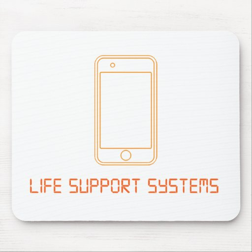 iPod Touch Mousepad