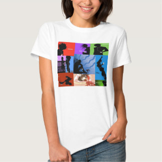 Ipods Gone Crazy! T-shirts