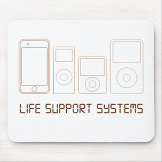 iPods Mousepad