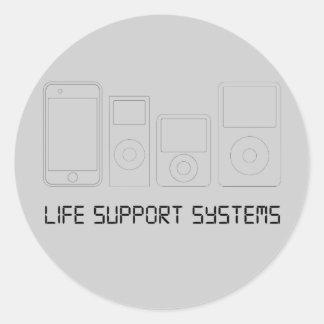 iPods Sticker