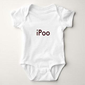 iPoo Baby Bodysuit