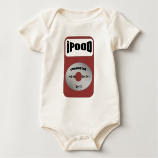 ipood music baby sleeper baby bodysuit