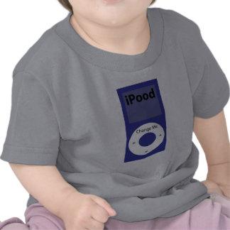 iPood Tee Shirts