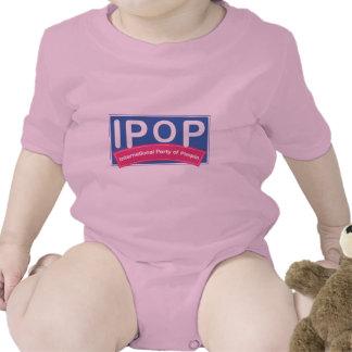 Ipop - International Party Of Pimpin Romper
