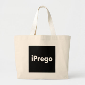iPREGO Pregnant Jumbo Tote Bag