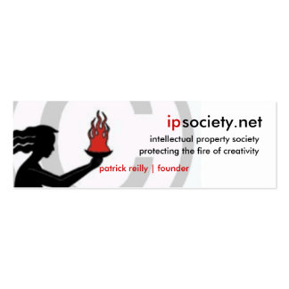 ipsociety.net business card template