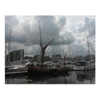 Ipswich Waterfront Postcard