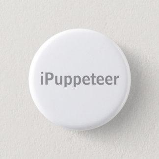 iPuppeteer 3 Cm Round Badge