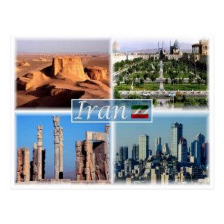 IR  Iran - Postcard