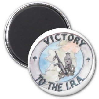 IRA logo Magnet