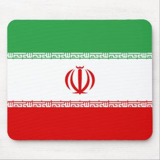 Iran Flag Mouse Pad